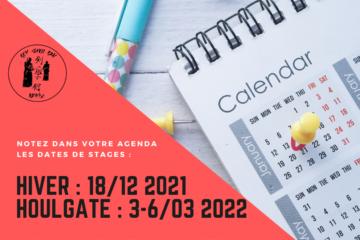 Agenda stages kgk