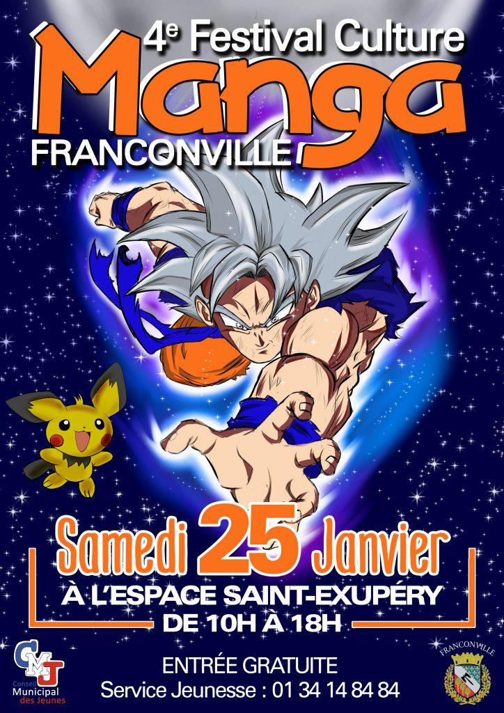 Festival Culture Manga à Franconville