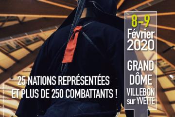 Affiche Open France 2020